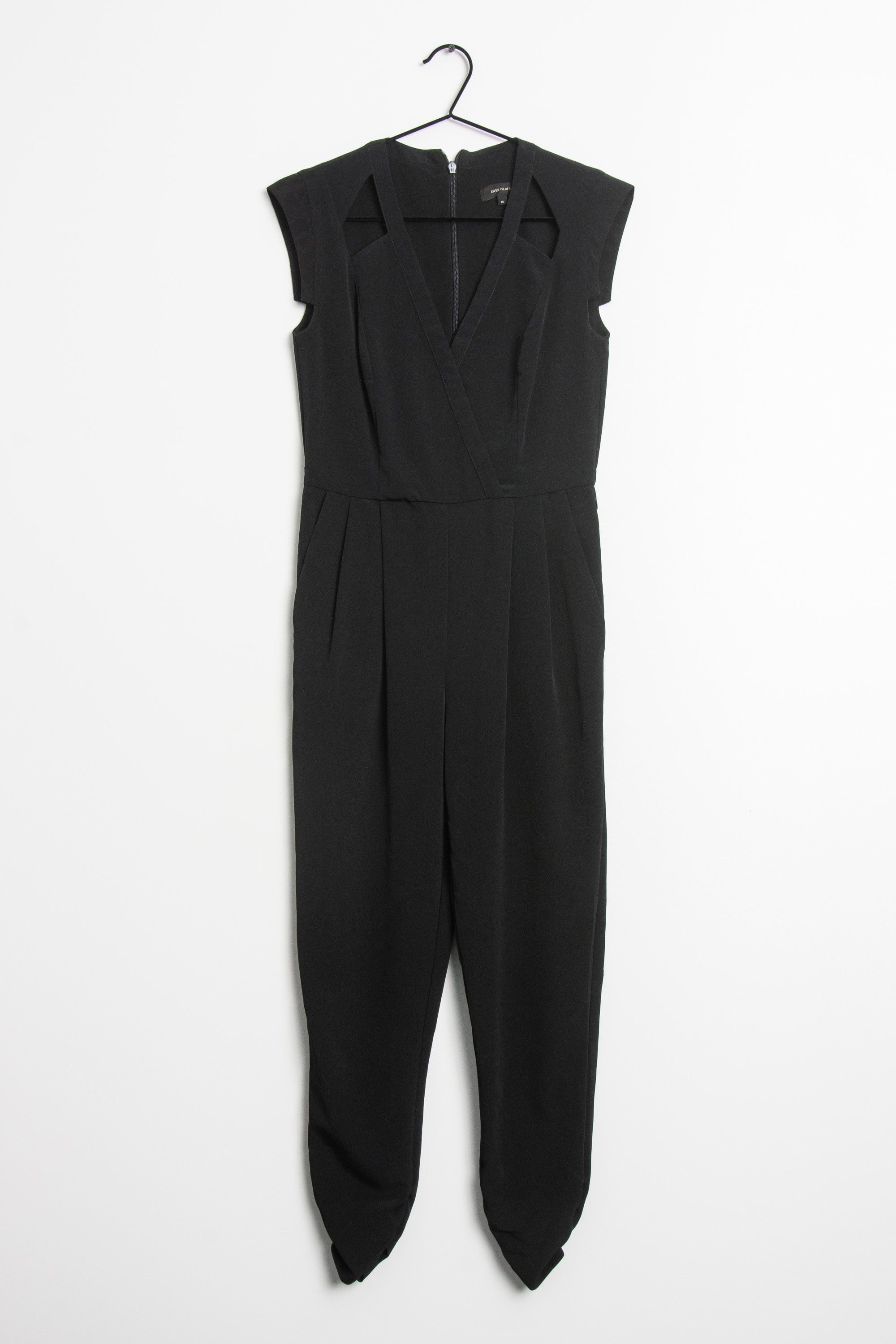 River Island Jumpsuit / Overall Schwarz Gr.M
