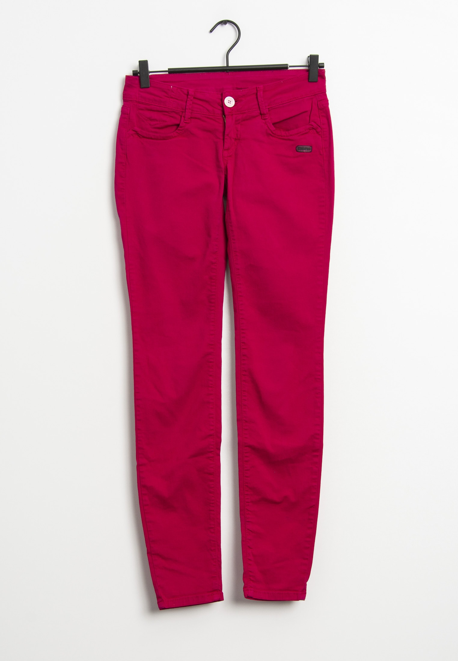 Gang Stoffhose Pink Gr.S