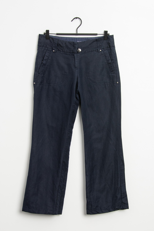 Zero Stoffhose Blau Gr.36
