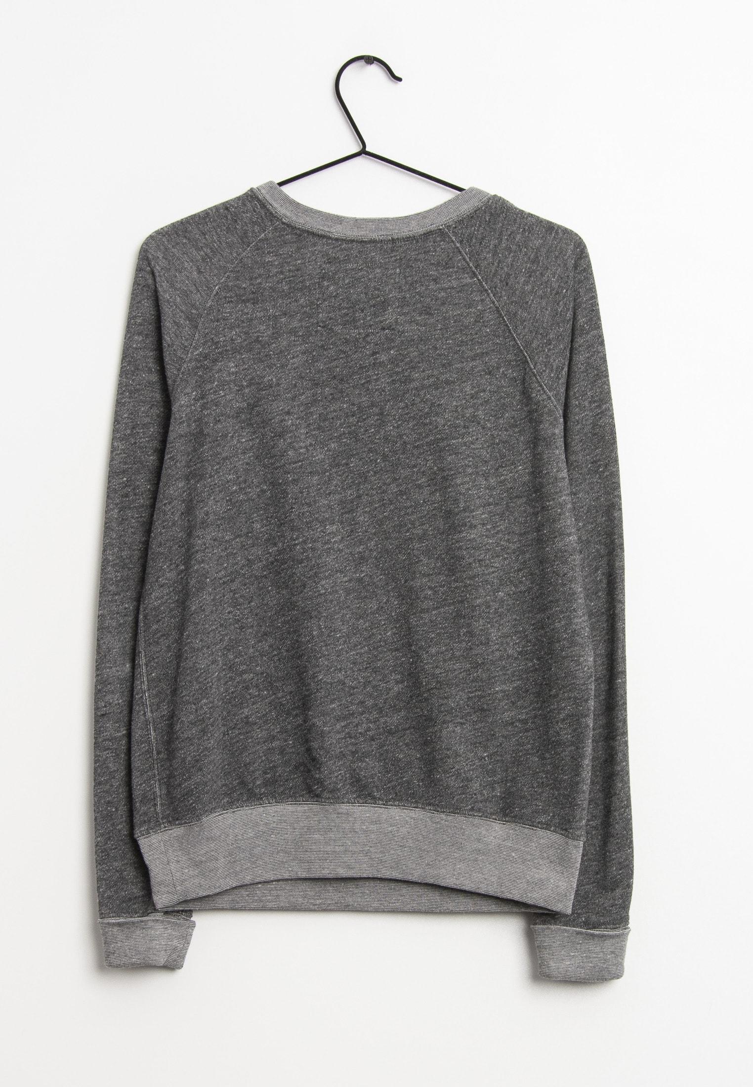 Abercrombie & Fitch Sweat / Fleece Grau Gr.S