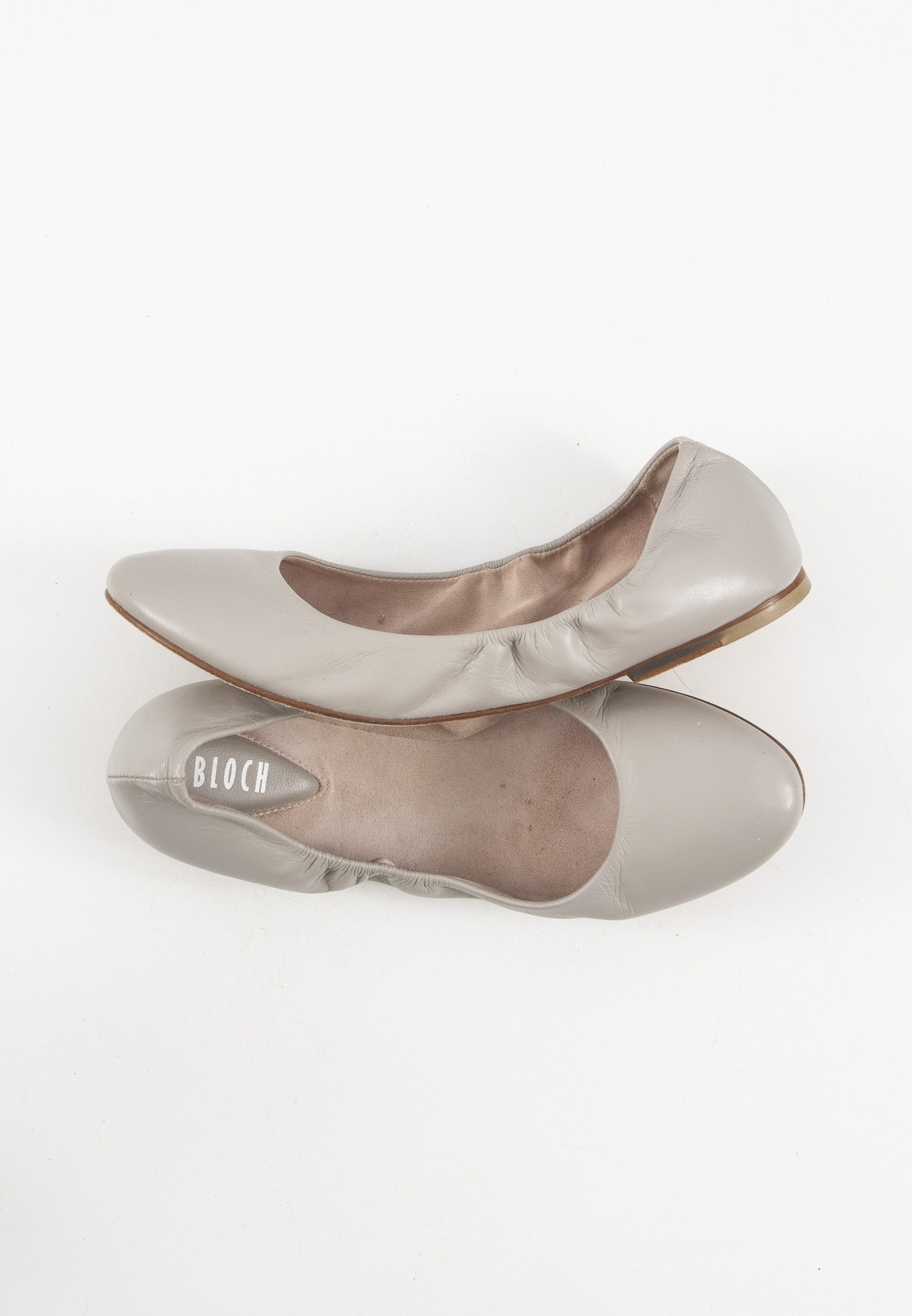 Bloch Halbschuh / Ballerina Grau Gr.39