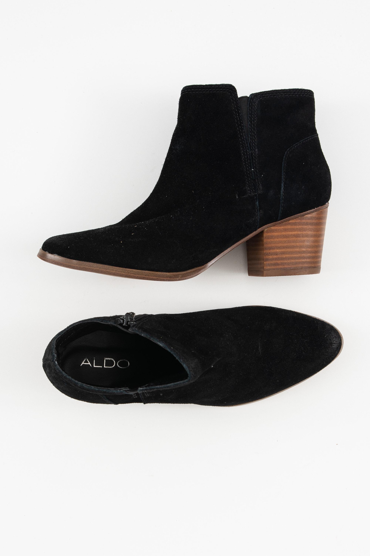 ALDO Stiefel / Stiefelette / Boots Schwarz Gr.37