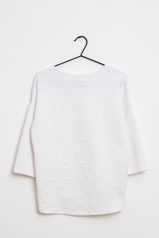 Sparkz Sweat / Fleece Weiß Gr.XS