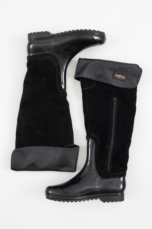 Buffalo Stiefel / Stiefelette / Boots Schwarz Gr.38