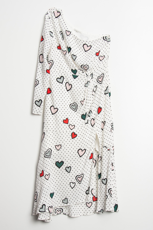 mint&berry Kleid Mehrfarbig Gr.38