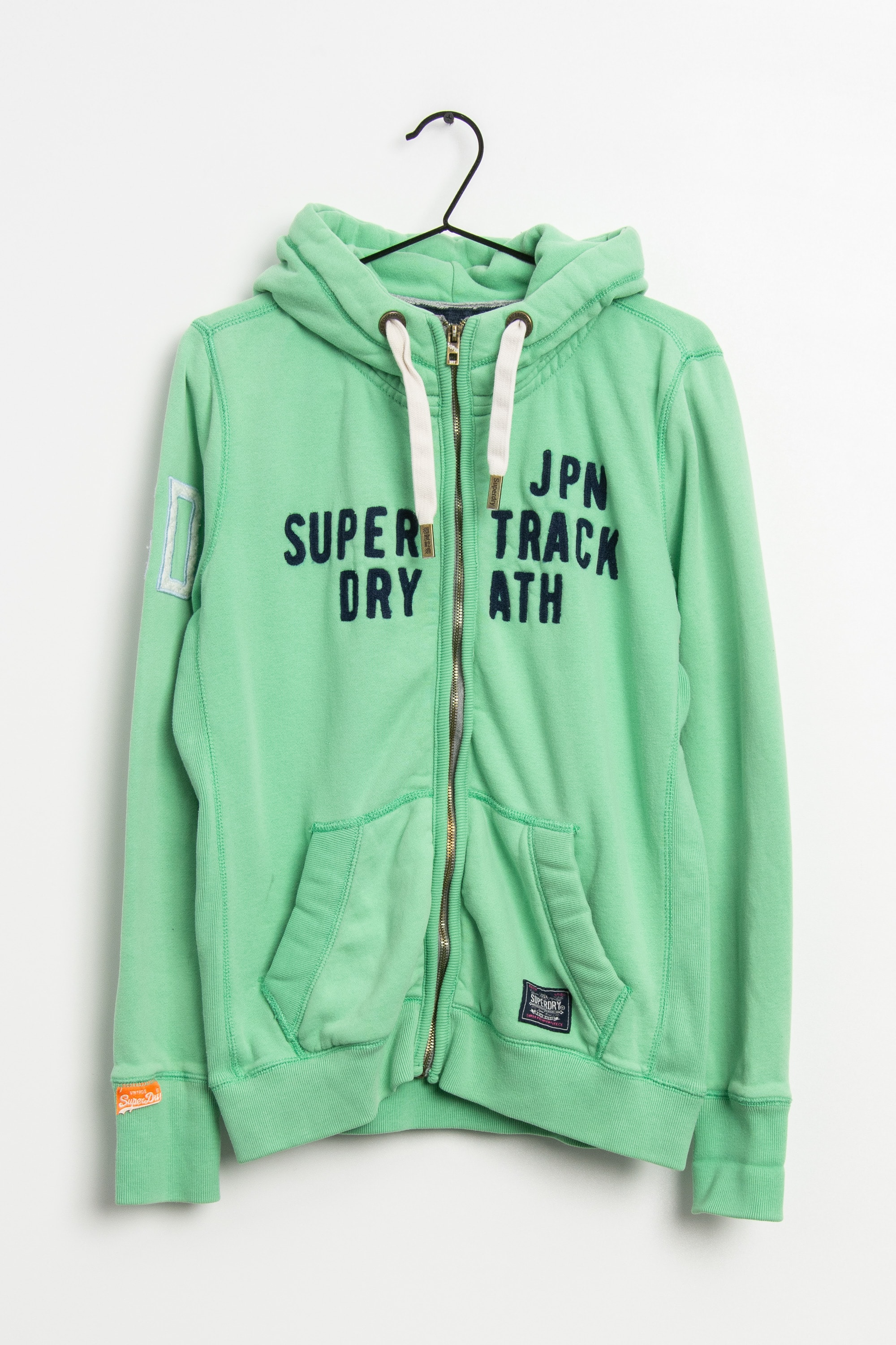Superdry Sweat / Fleece Grün Gr.M