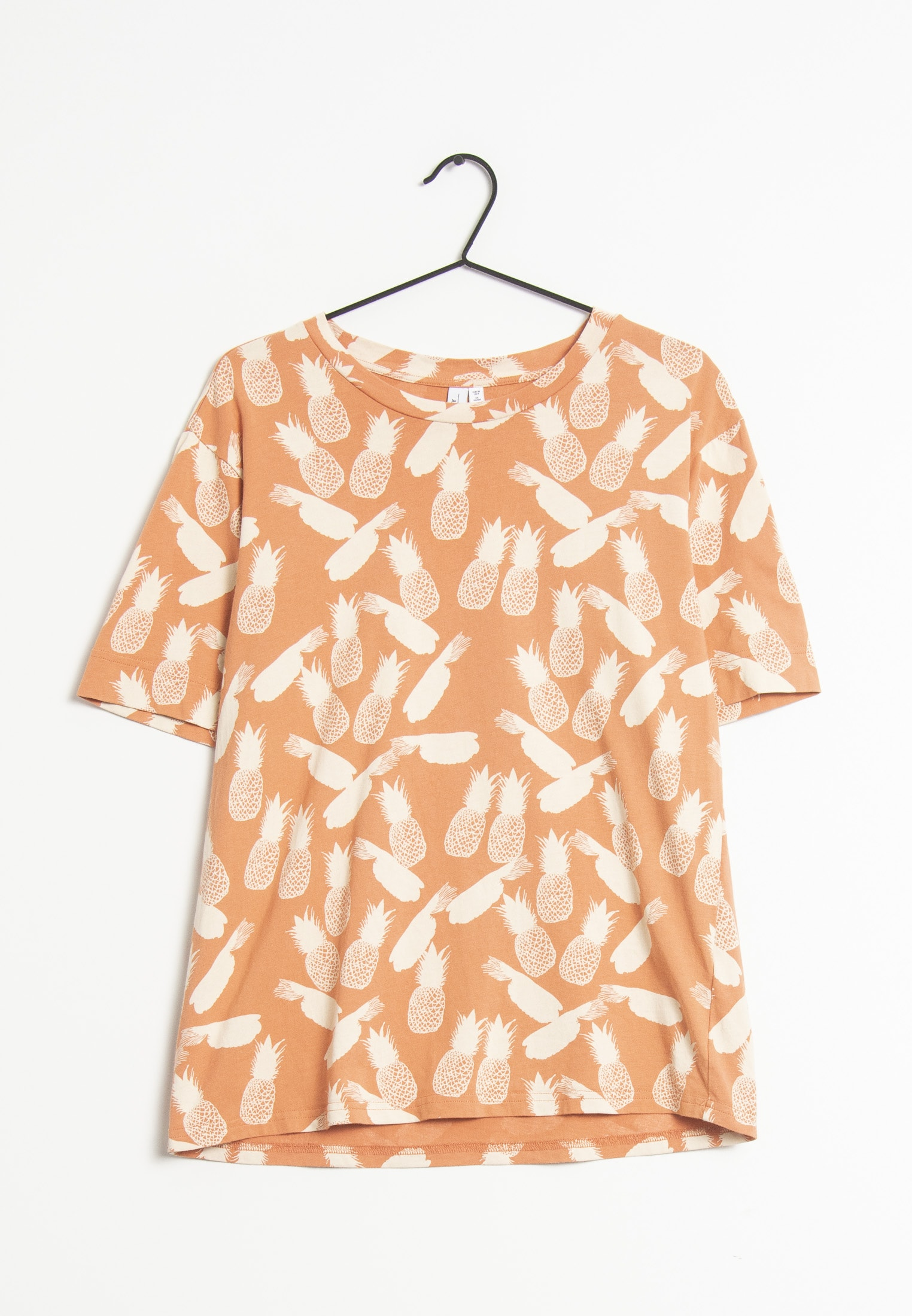 & other stories T-Shirt Orange Gr.38