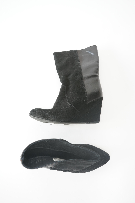 Akira Stiefel / Stiefelette / Boots Schwarz Gr.37