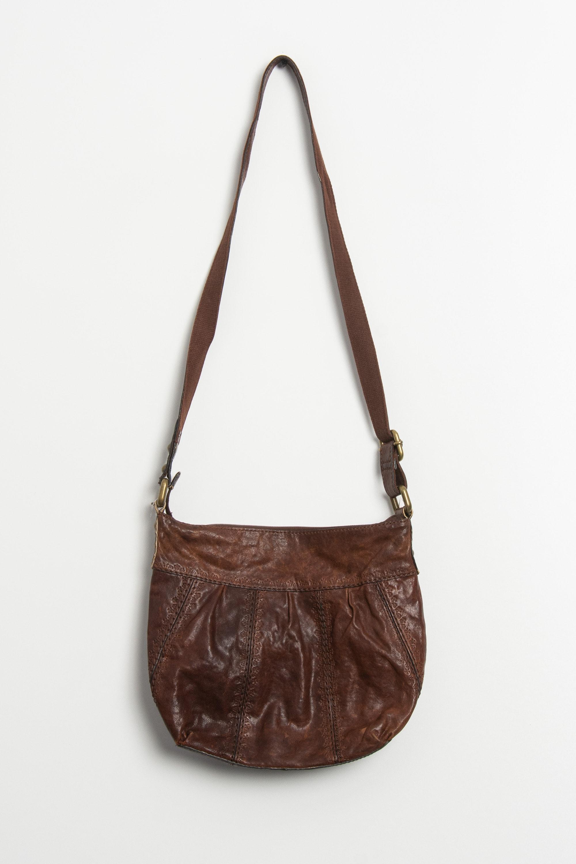 Fossil Tasche Braun
