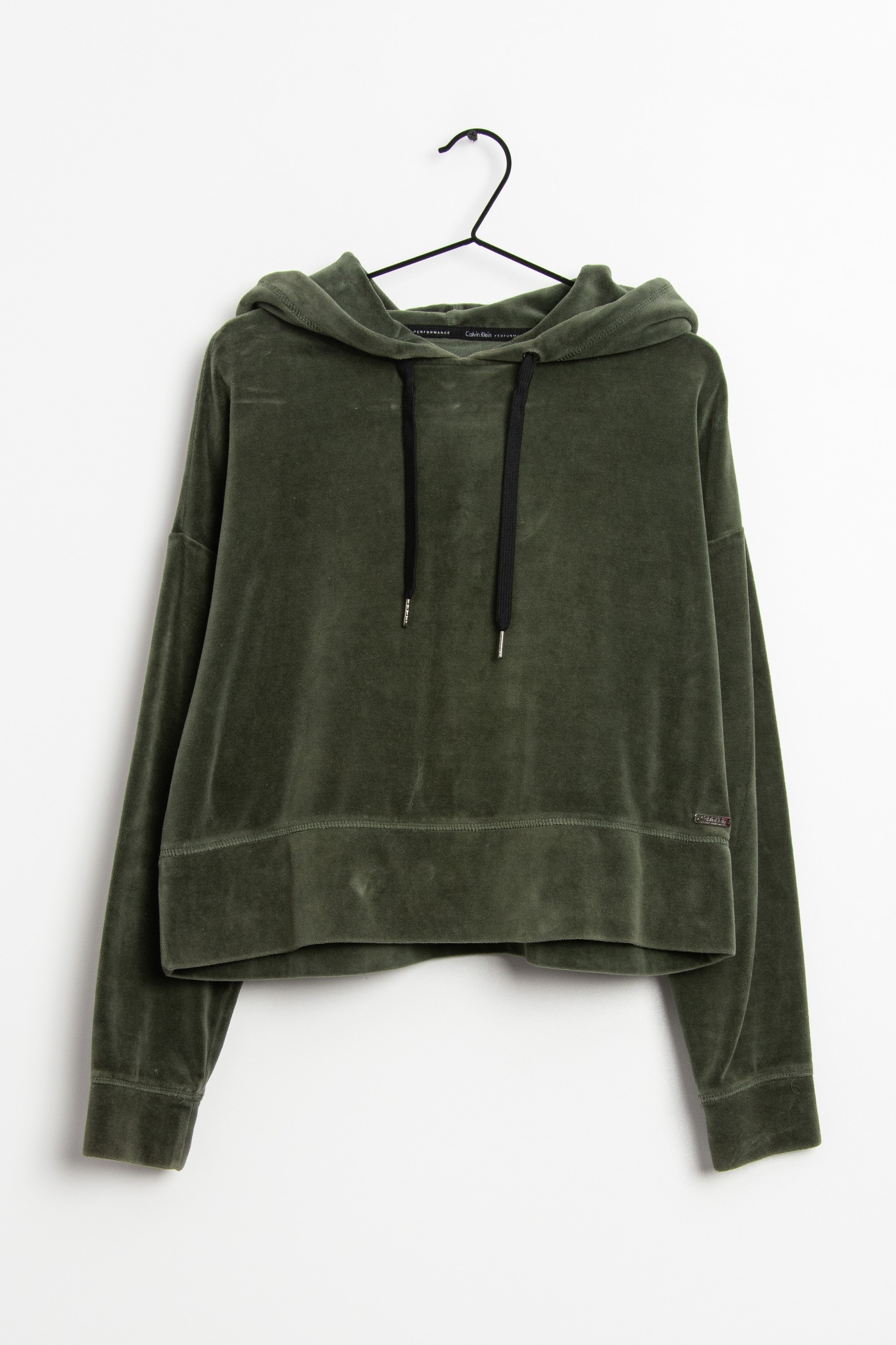 Calvin Klein Sweat / Fleece Grün Gr.M