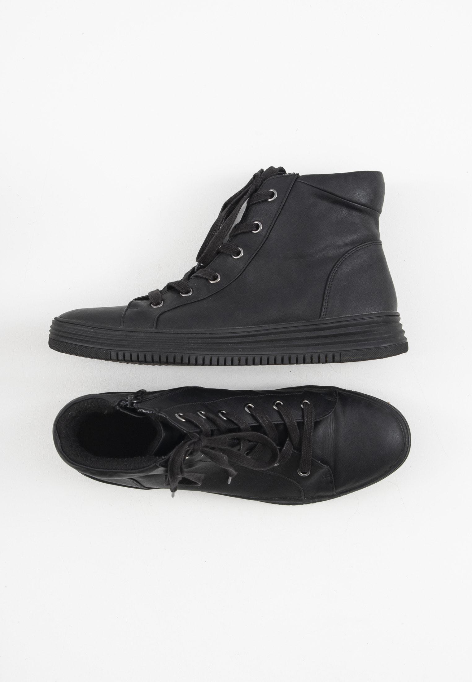 Bianco Sneakers Schwarz Gr.40