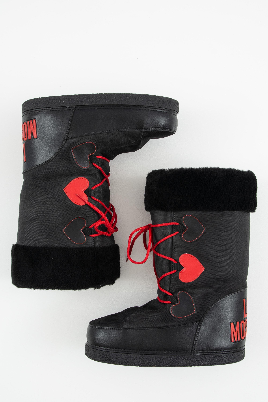 LOVE MOSCHINO Stiefel / Stiefelette / Boots Mehrfarbig Gr.38
