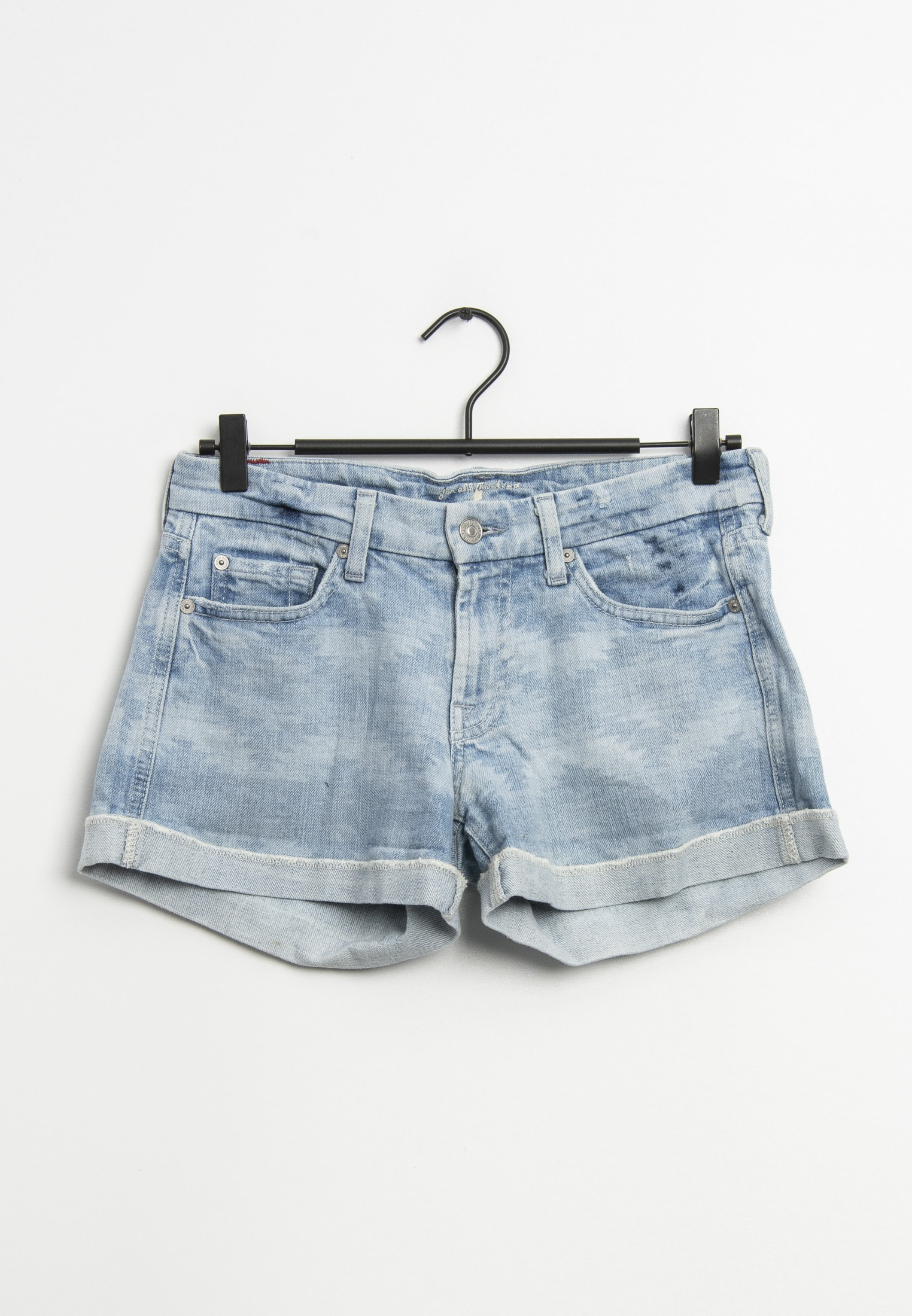 7 for all mankind Shorts Blau Gr.S