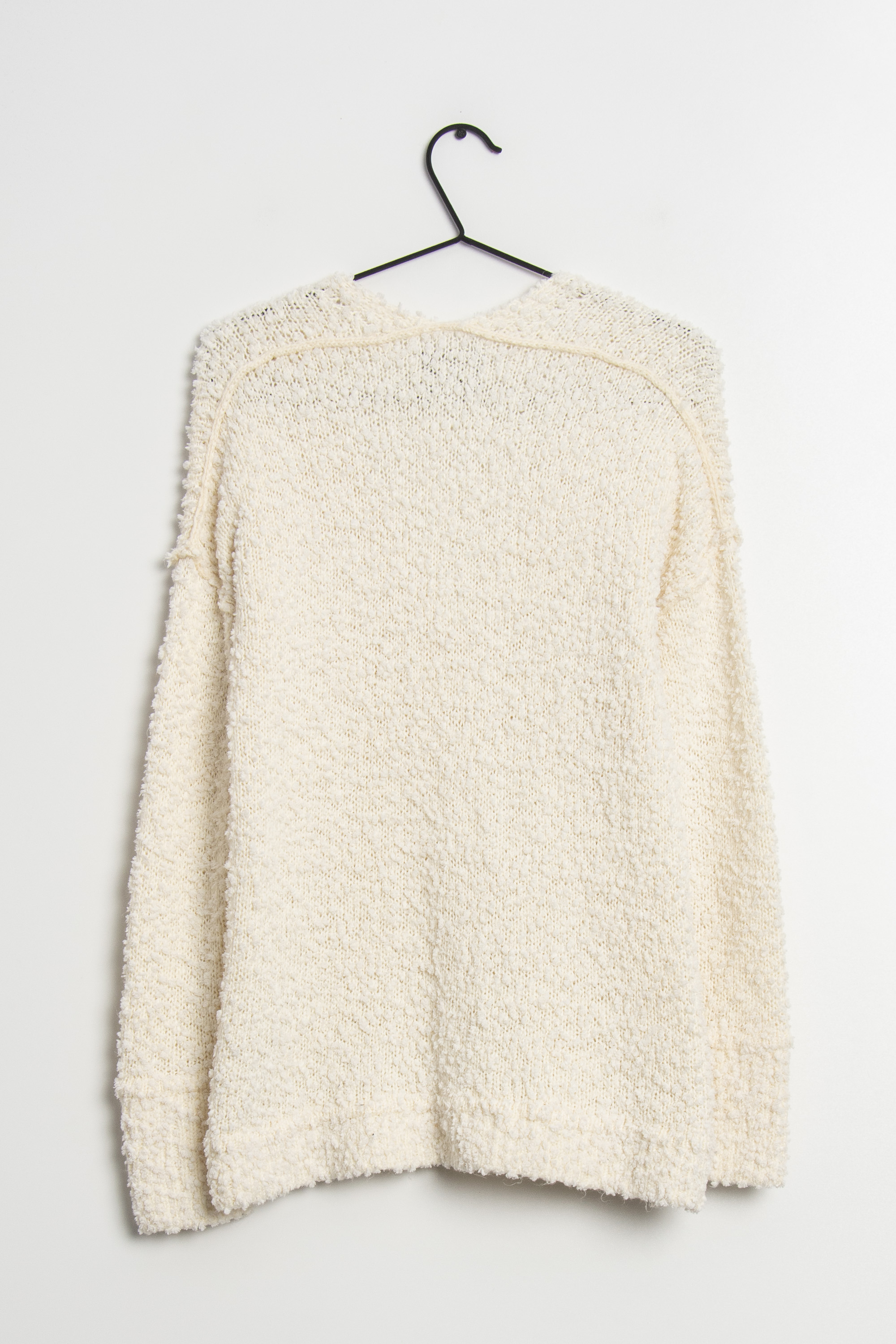 Abercrombie & Fitch Strickpullover Beige Gr.S