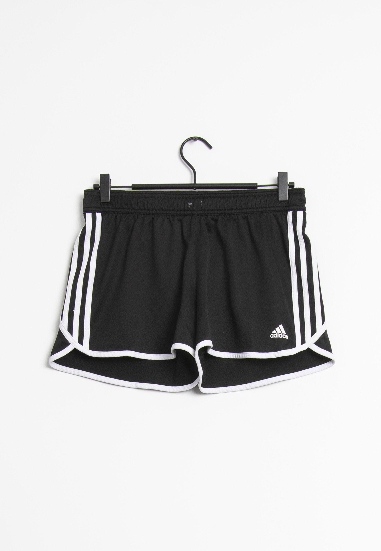 adidas Originals Shorts Schwarz Gr.38