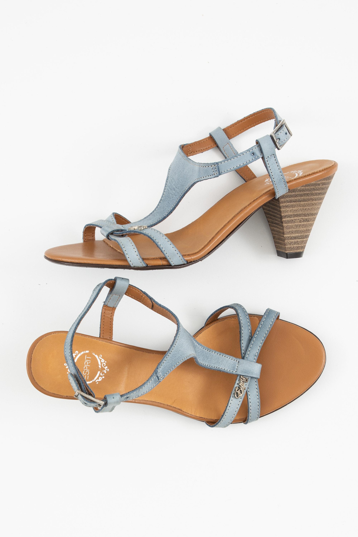 Esprit Sandale Blau Gr.38