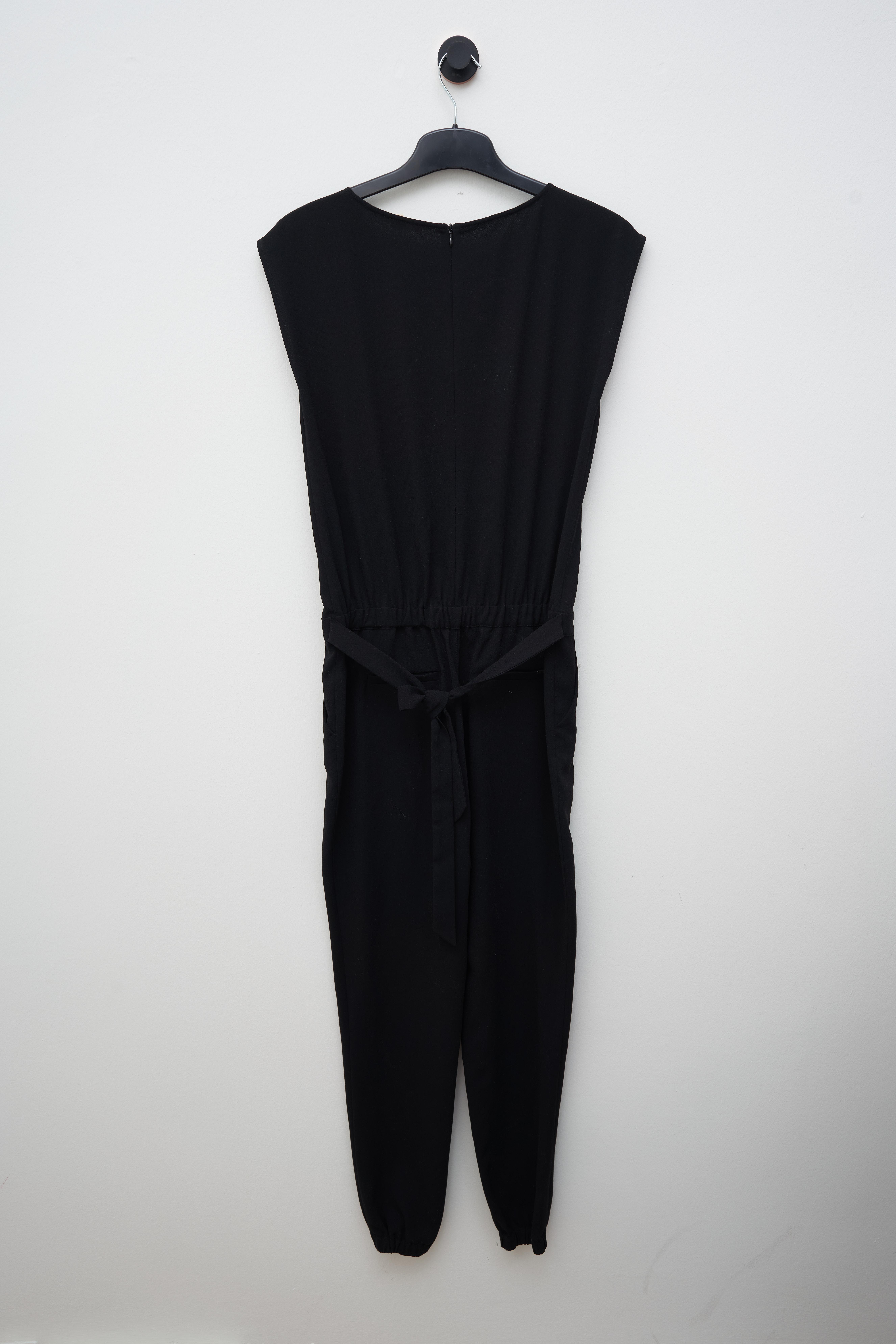 Esprit Jumpsuit / Overall Schwarz Gr.36