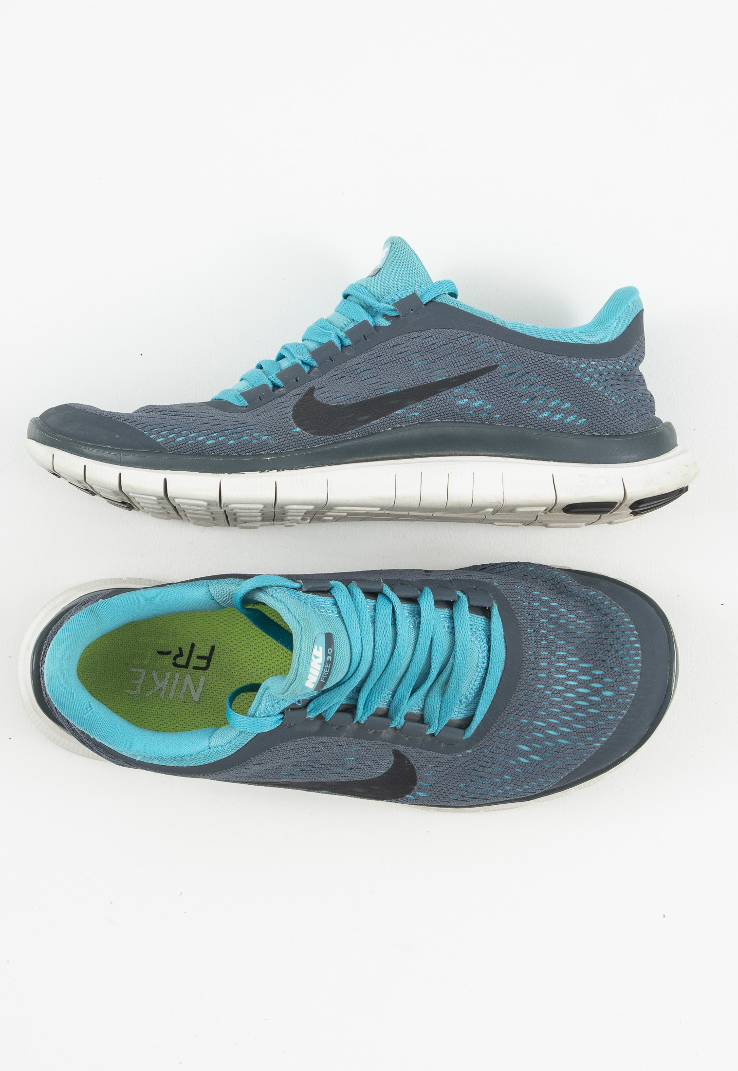Nike Sneakers Blau Gr.40