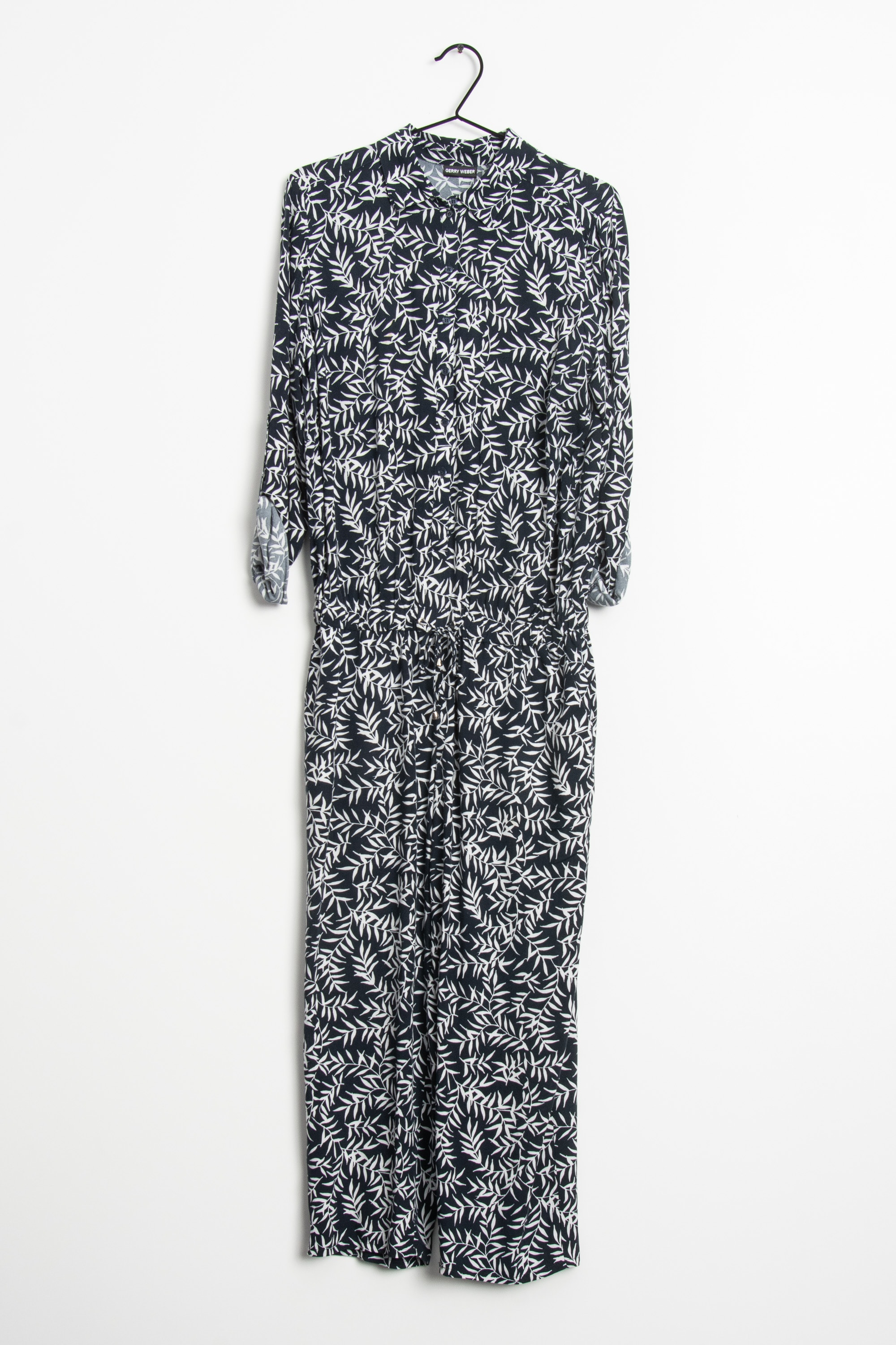 GERRY WEBER Jumpsuit / Overall Mehrfarbig Gr.38