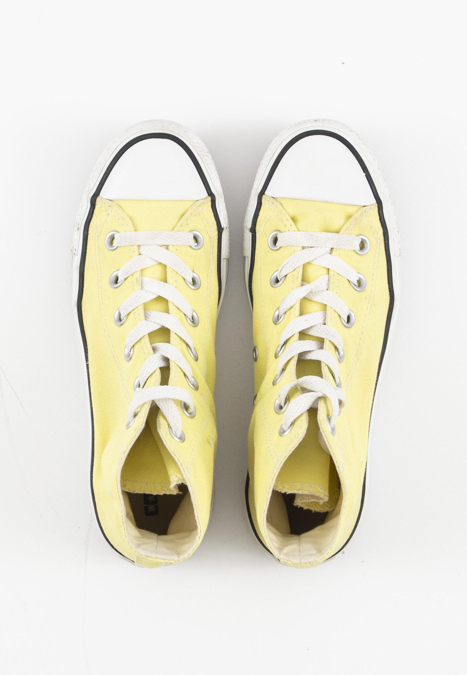 Converse Sneakers Gelb Gr.37.5