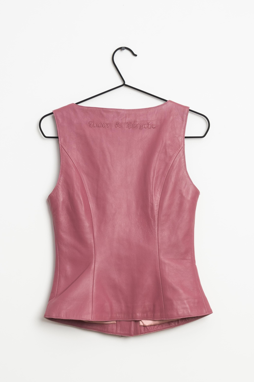 Amor & Psyche Weste Pink Gr.XS