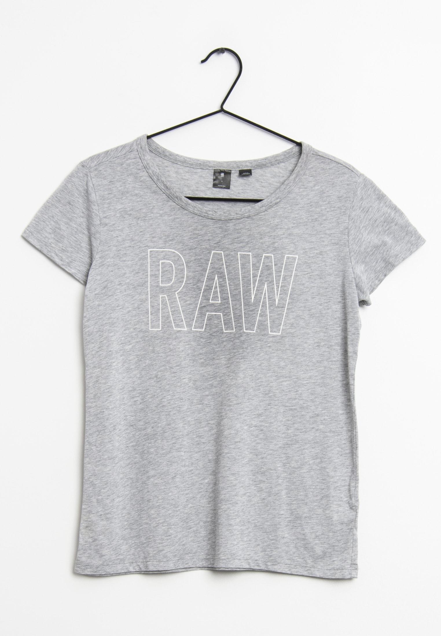 G-Star T-Shirt Blau Gr.S