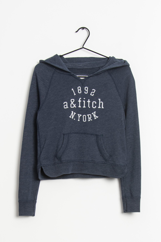 Abercrombie & Fitch Sweat / Fleece Blau Gr.M