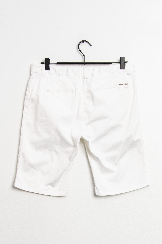 0039 Italy Shorts Weiß Gr.L