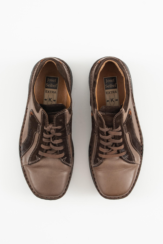 Josef Seibel Sneakers Braun Gr.40