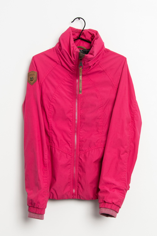 Naketano Winterjacke Pink Gr.M