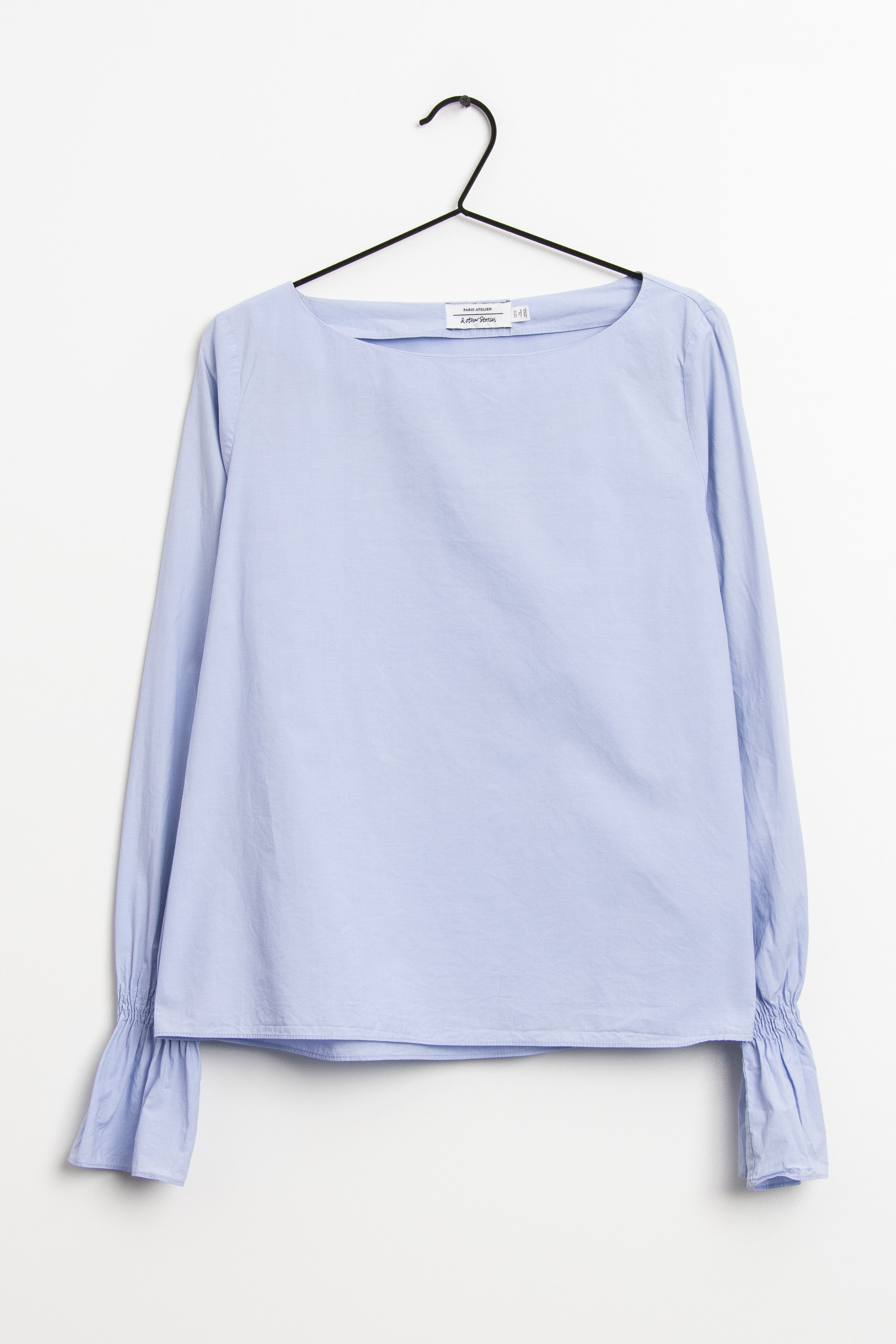 & other stories Bluse Blau Gr.40