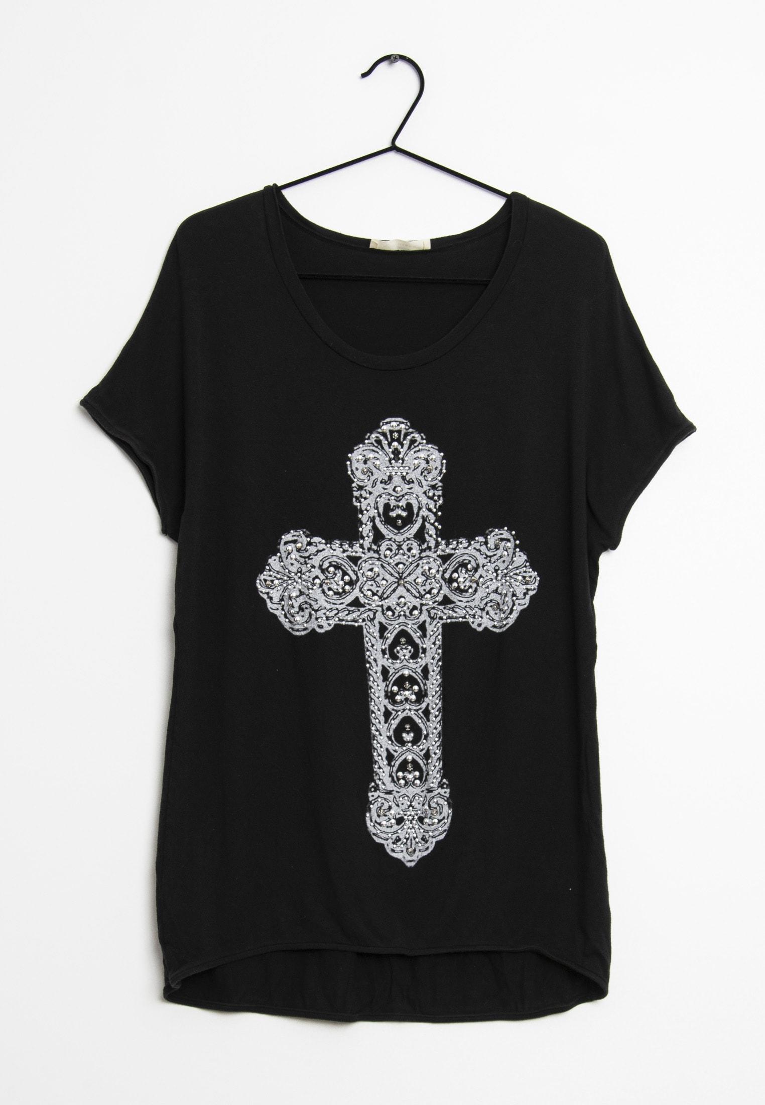 Northland T-Shirt Schwarz Gr.L