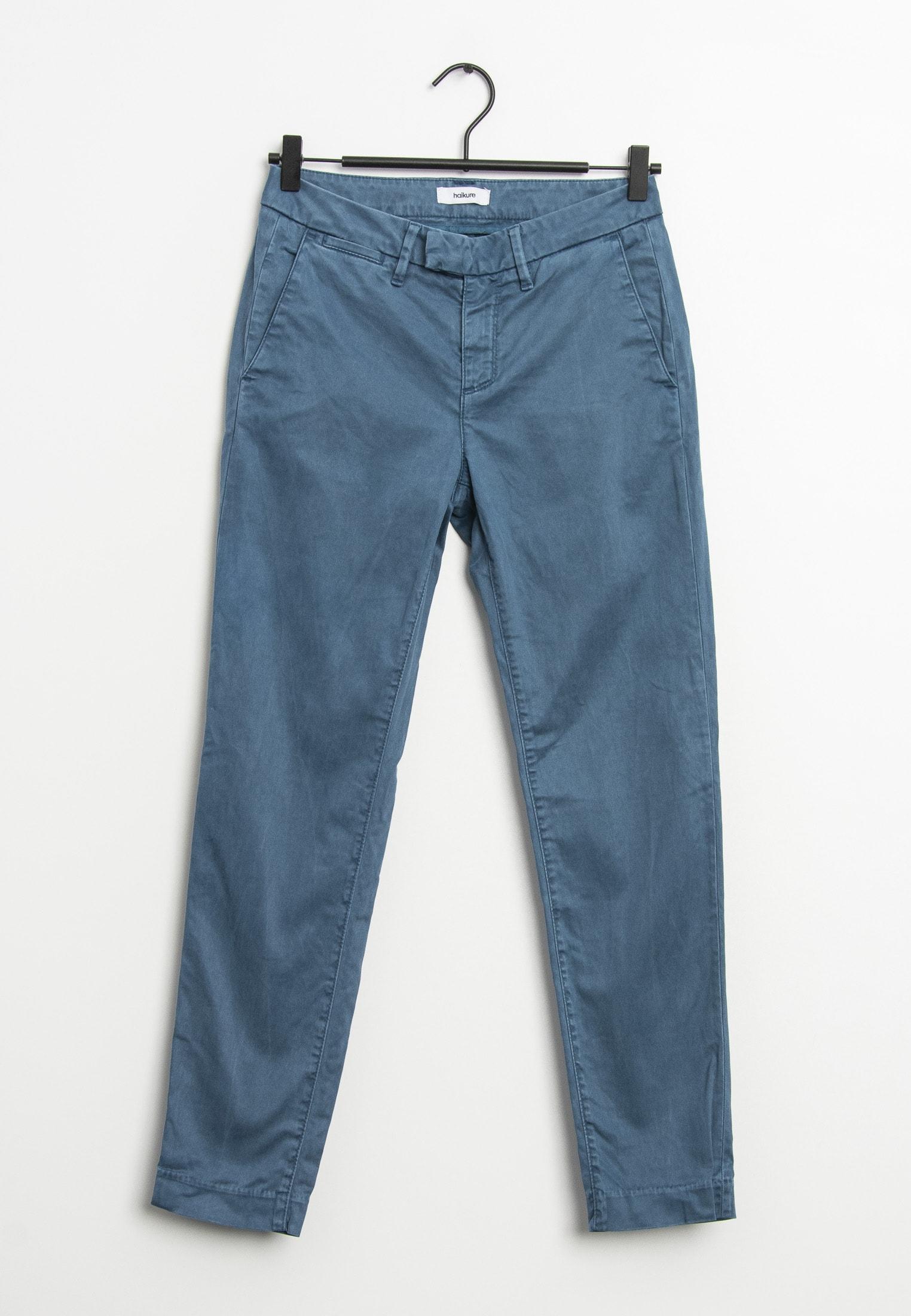 Haikure Jeans Blau Gr.W26 L32
