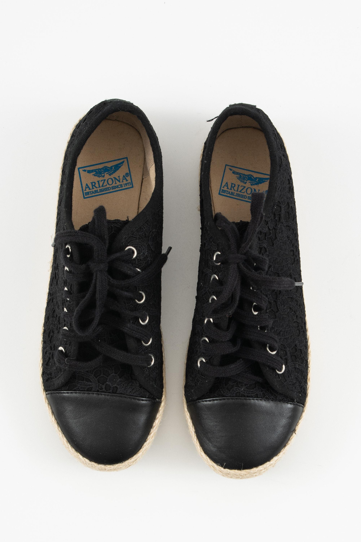 Arizona Sneakers Schwarz Gr.39