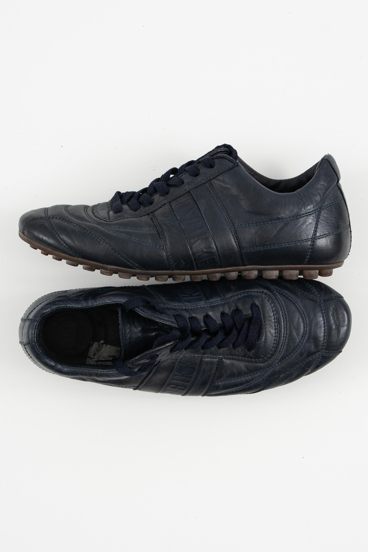 Bikkembergs Sneakers Blau Gr.39