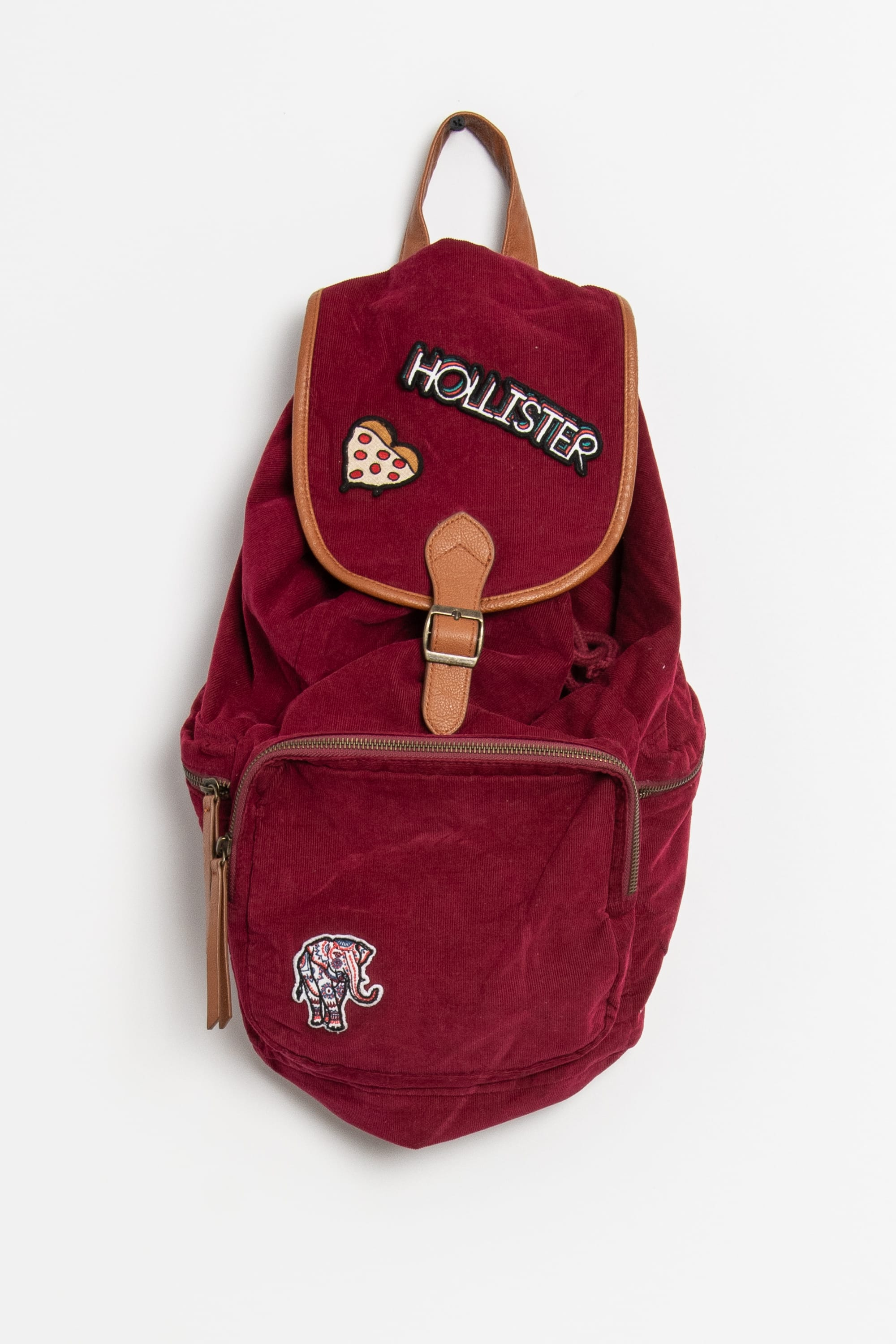 Hollister Co. Tasche Rot Gr.