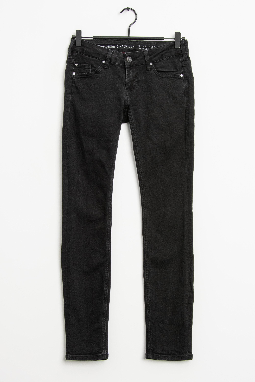 Mustang Jeans Schwarz Gr.W27 L32