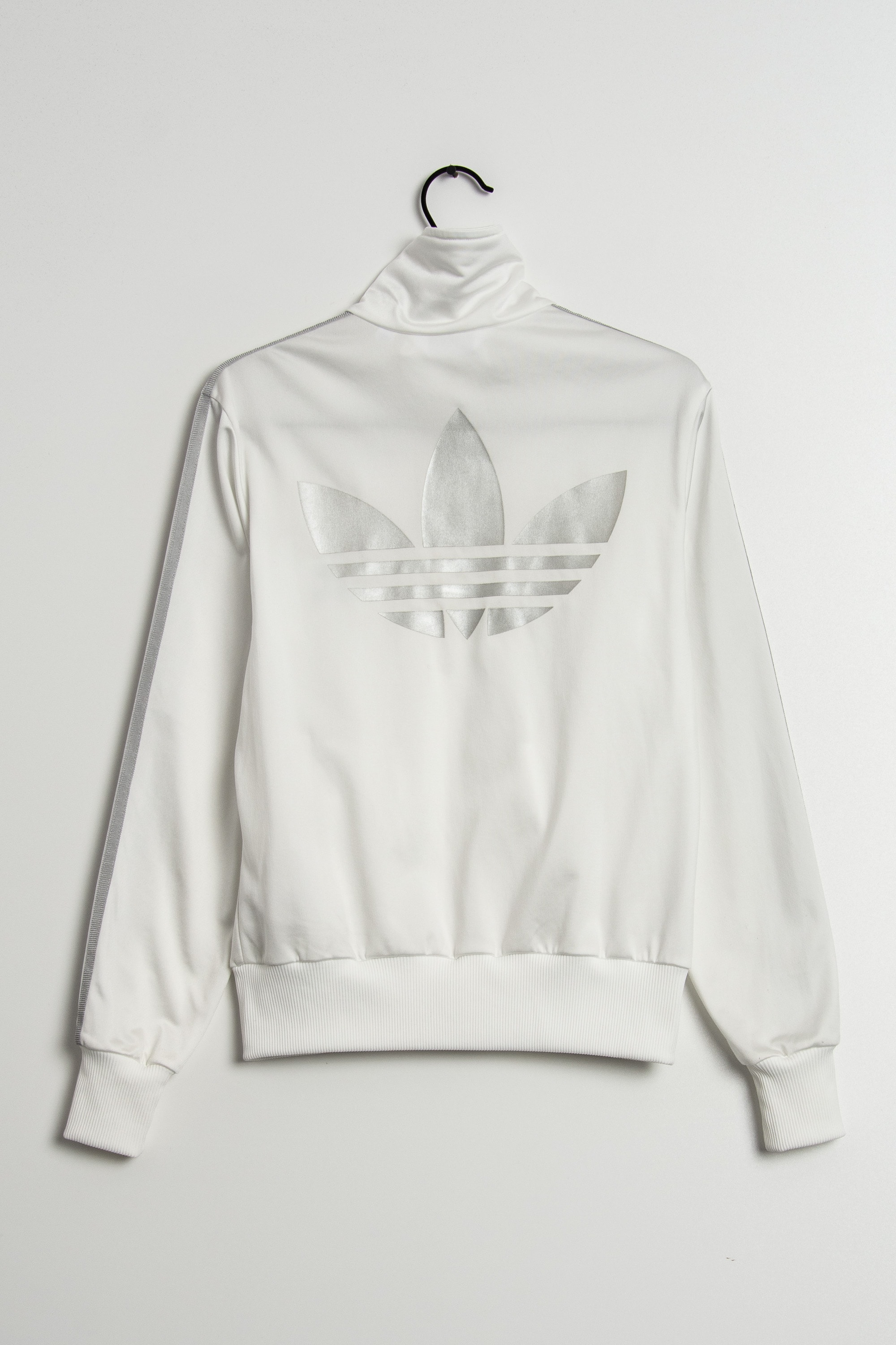adidas Originals Sweat / Fleece Weiß Gr.M