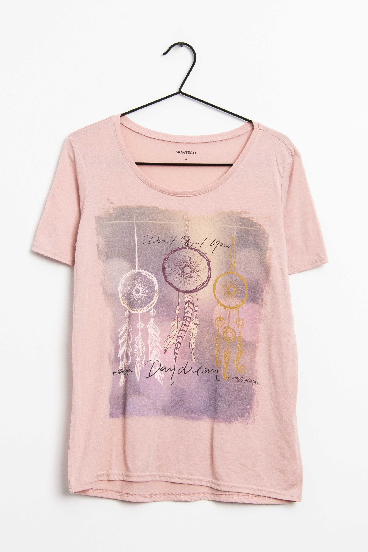 Montego T-Shirt Pink Gr.M