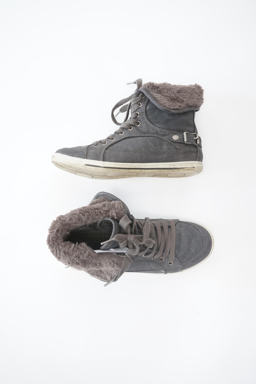 Anna Field Stiefel / Stiefelette / Boots Braun Gr.38