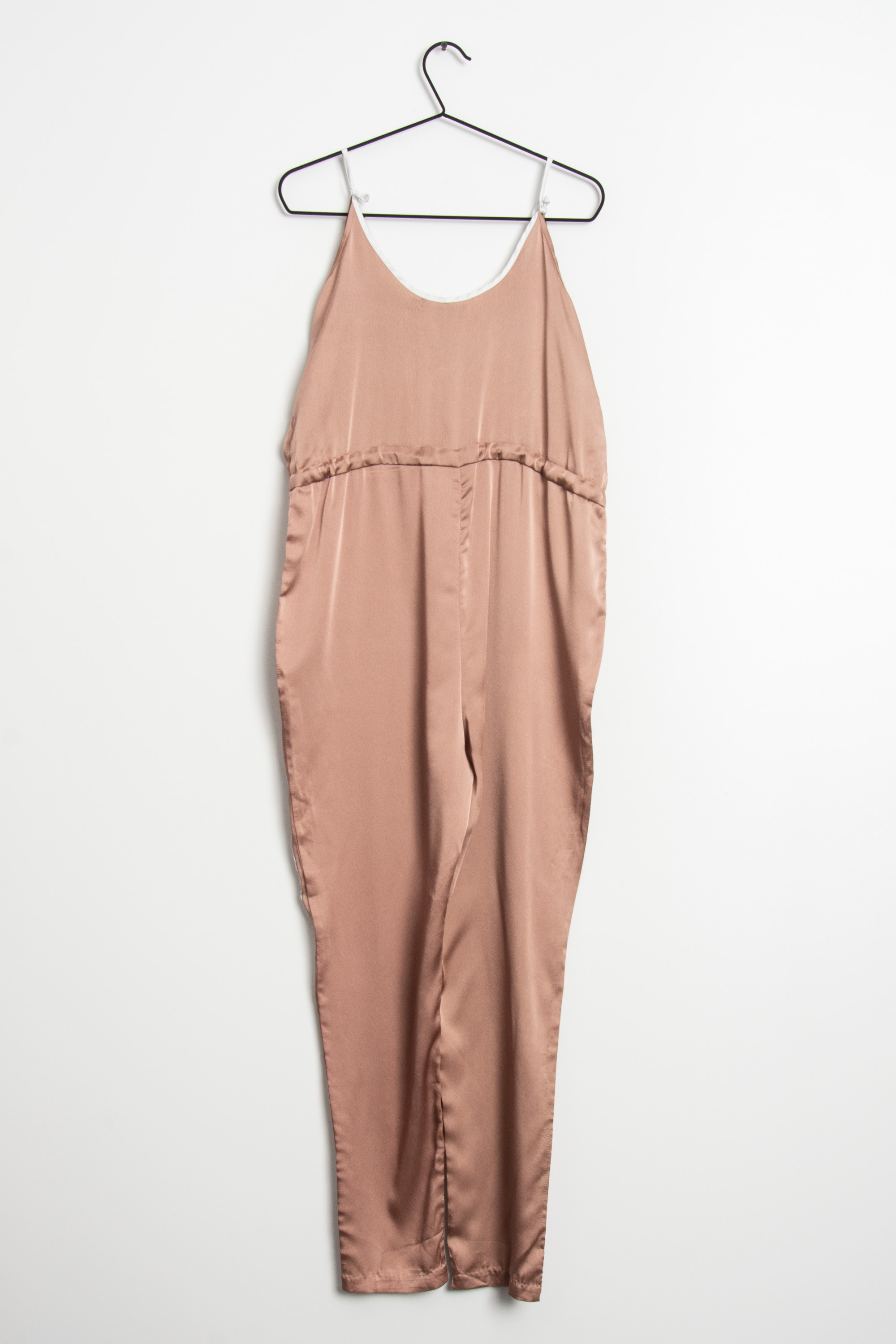 Missguided Jumpsuit / Overall Beige Gr.38