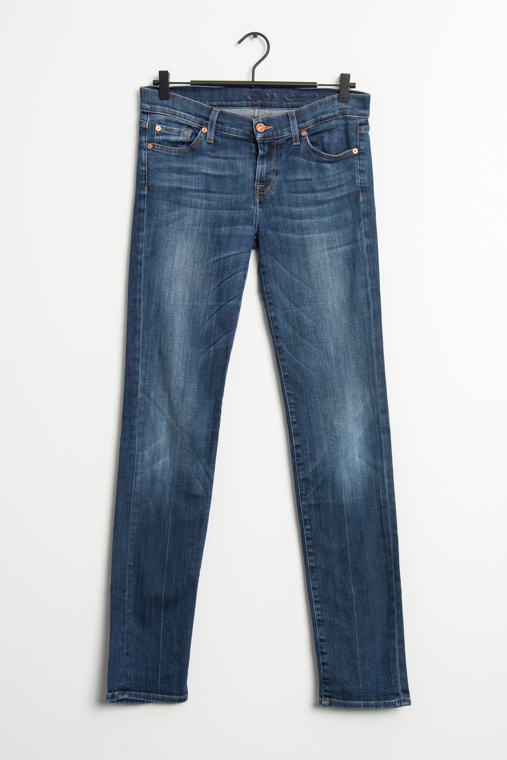 7 for all mankind Jeans Blau Gr.40