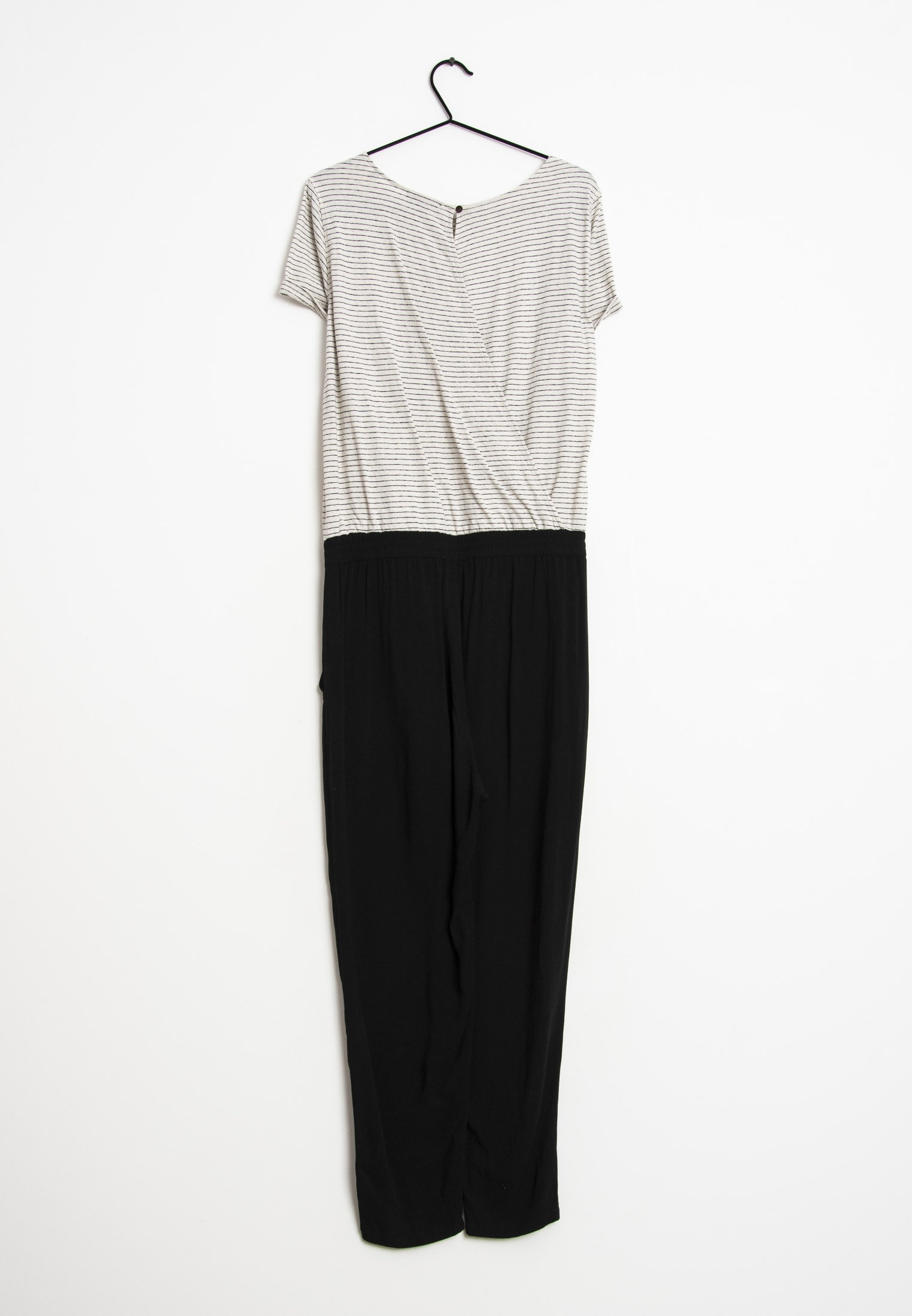 Marc O'Polo Jumpsuit / Overall Schwarz Gr.38