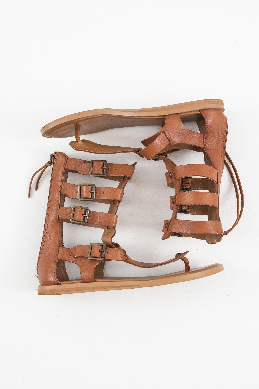 ALDO Sandale Braun Gr.39.5