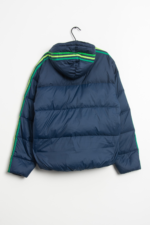 adidas Originals Winterjacke Blau Gr.L