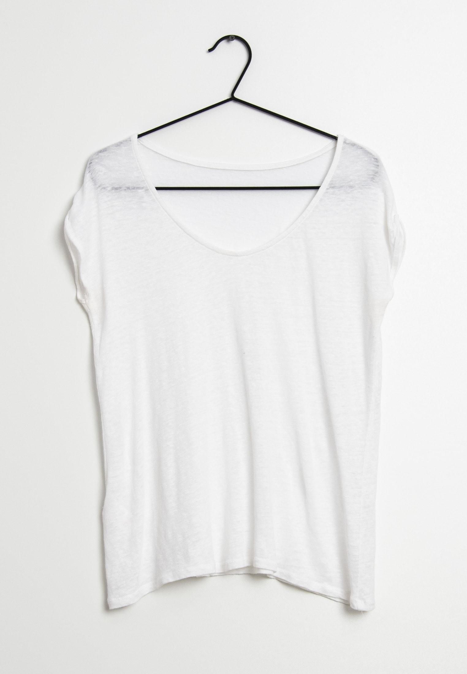 81hours T-Shirt Weiß Gr.M