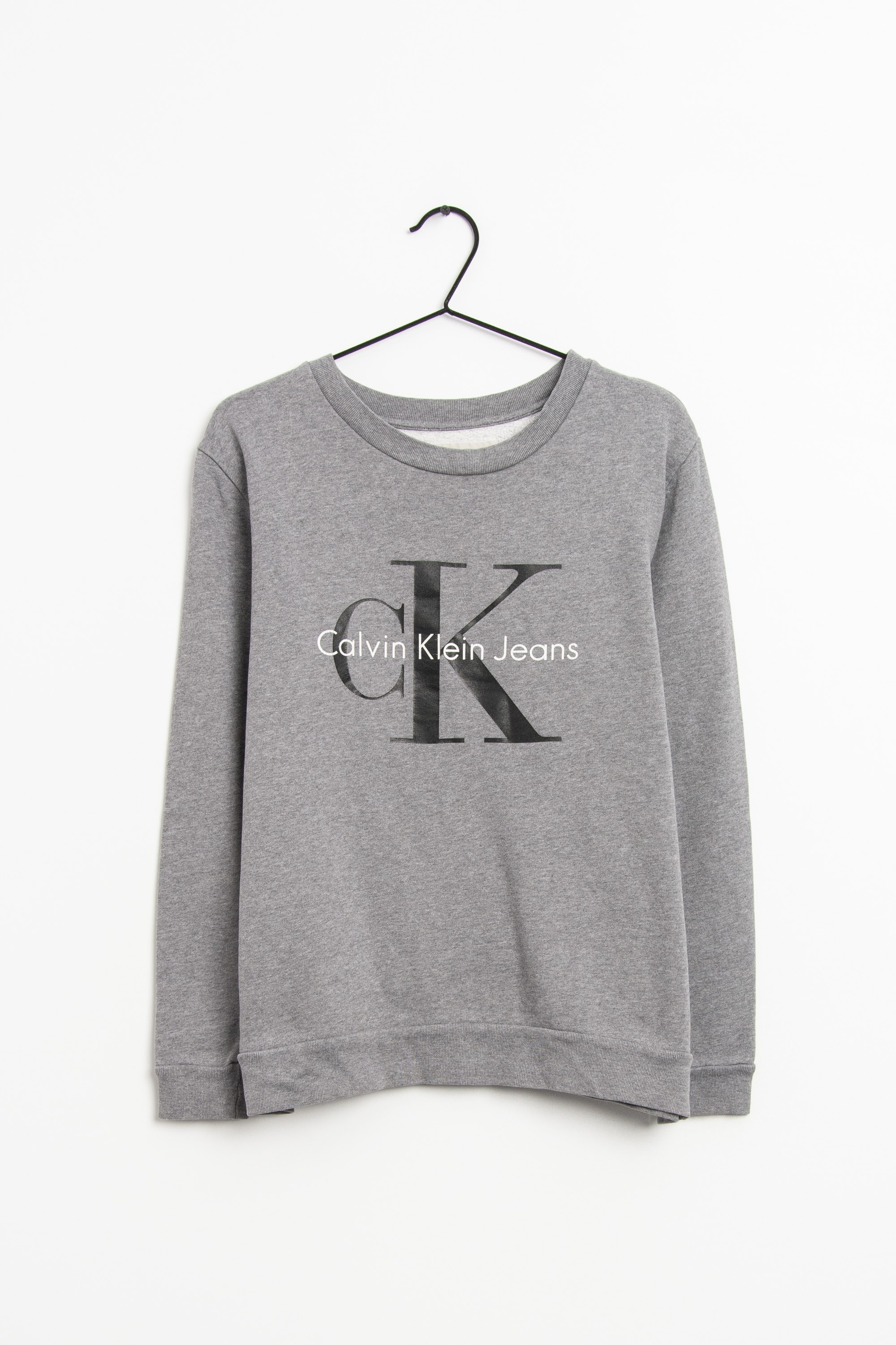 Calvin Klein Jeans Sweat / Fleece Grau Gr.S