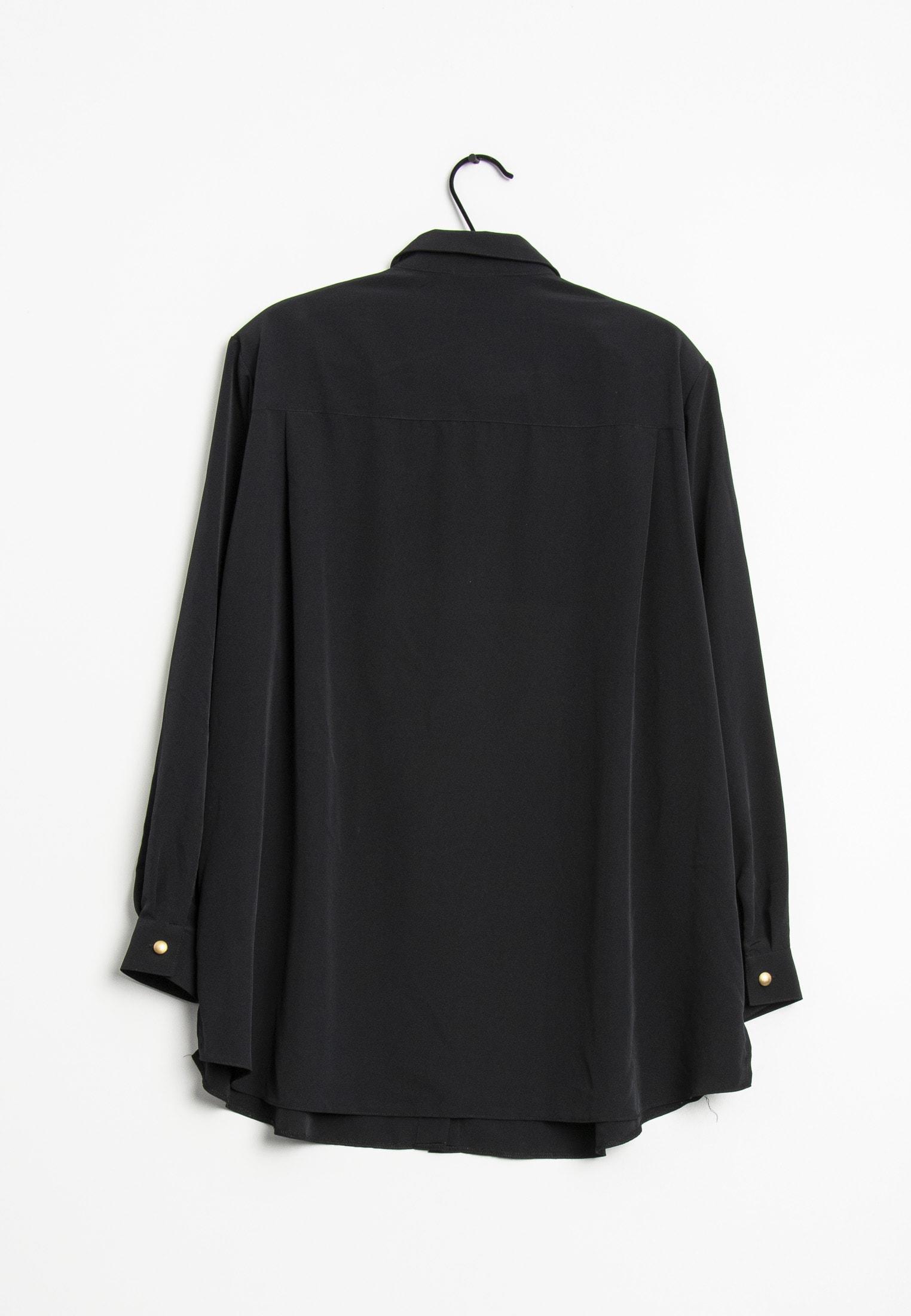 DORIS STREICH Bluse Schwarz Gr.50