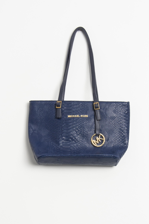 MICHAEL Michael Kors Tasche Blau Gr.