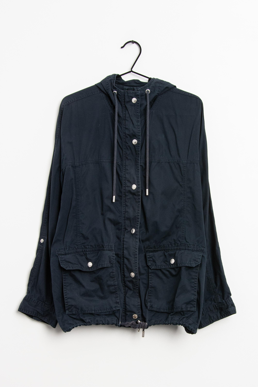Abercrombie & Fitch Leichte Jacke / Fleecejacke Blau Gr.M